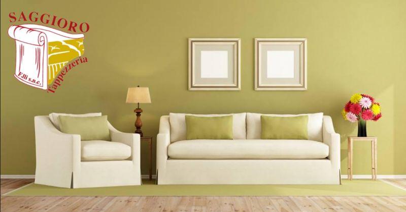offerta produzione divani su misura - occasione riparazione divani e poltrone Bovolone Verona