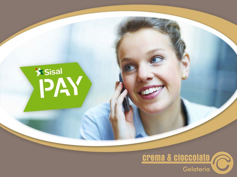 Offerta Centro Servizi Sisal - Promozione Ricariche Telefoniche SisalPay - Crema & Cioccolato