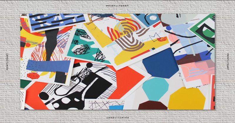 PrintLitoArt Promozione servizio online stampa carta fine art -Offerta stampa litografia d'arte