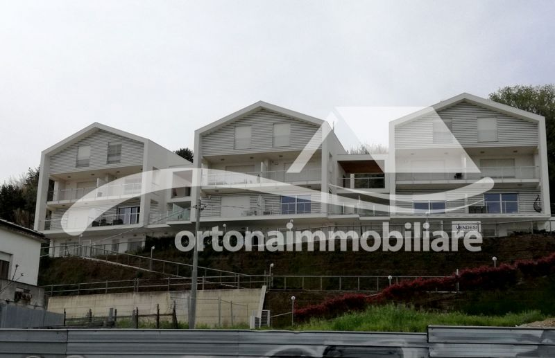 Ortonaimmobiliare - Occasione nuovi appartamenti fronte mare vendita frazionata Ortona Chieti
