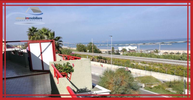 ORTONAIMMOBILIARE - Offerta vendita appartamento in residence fronte mare costa abruzzese