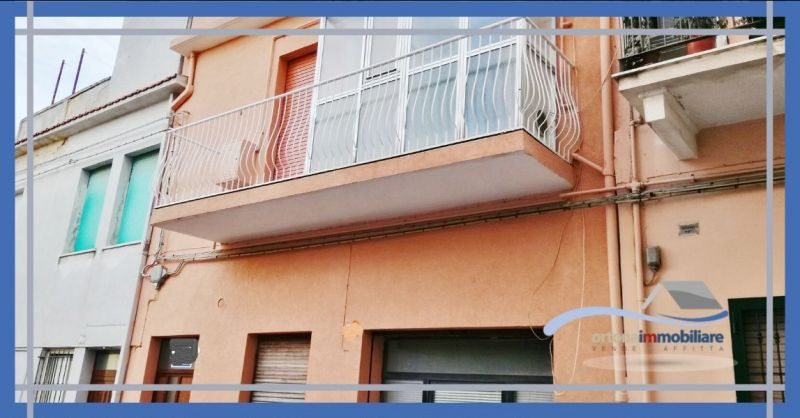 ORTONAIMMOBILIARE - Occasione vendita immobile ingresso indipendente zona centrale ad Ortona
