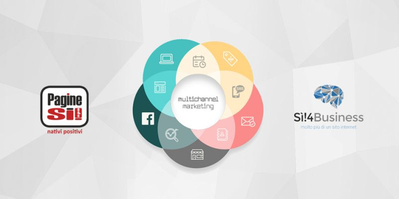 Sì!4Web PagineSì SpA - Occasione CRM integrato al tuo Sito WEB e alle tue preferenze Digitali