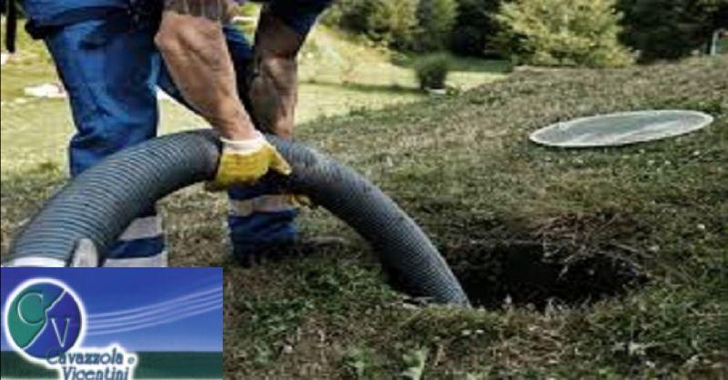 offerta servizio smaltimento rifiuti urbani a Verona - occasione bonifiche fognature a Vicenza