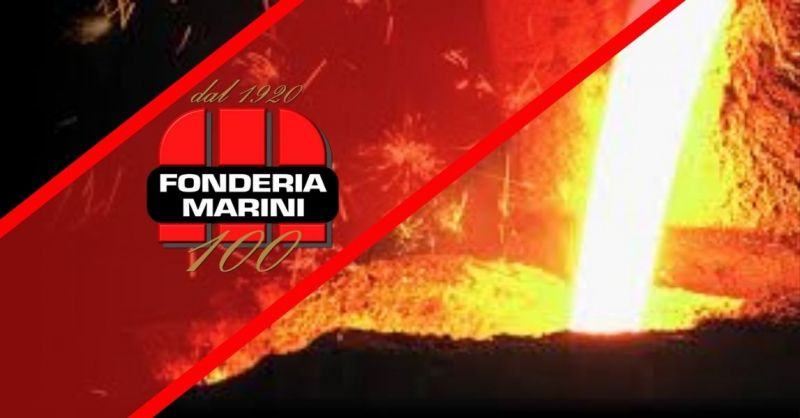 FONDERIA MARINI - Find the best Italian company specialising in cast iron castings production