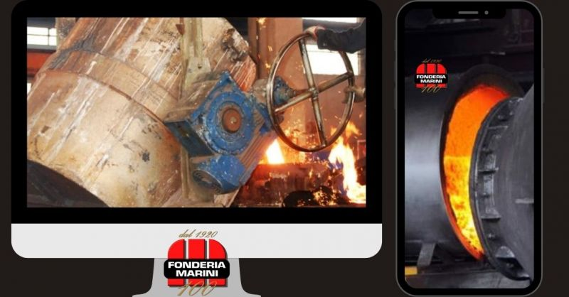 FONDERIA MARINI - Find an Italian foundry specialising in spheroidal cast iron casting