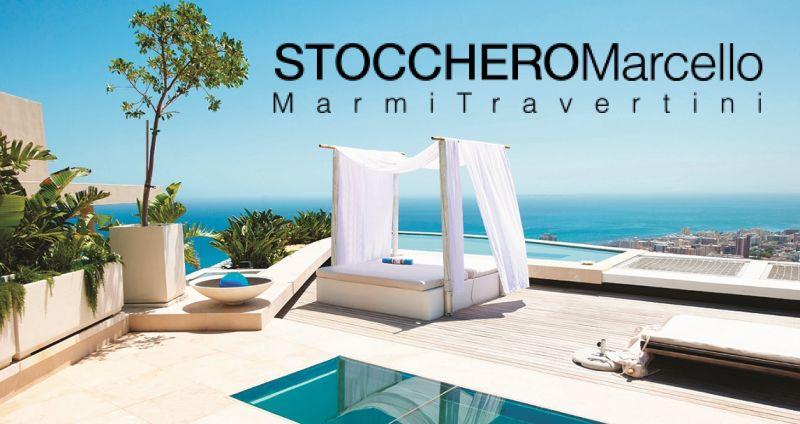 Stocchero Marcello Occasione vendita lastre marmo Statuario ed Arabescato produzione made Italy