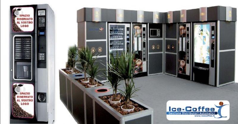 ICE COFFEE SNC offerta distributori caffe e snack a Verona - occasione distributori di bevande