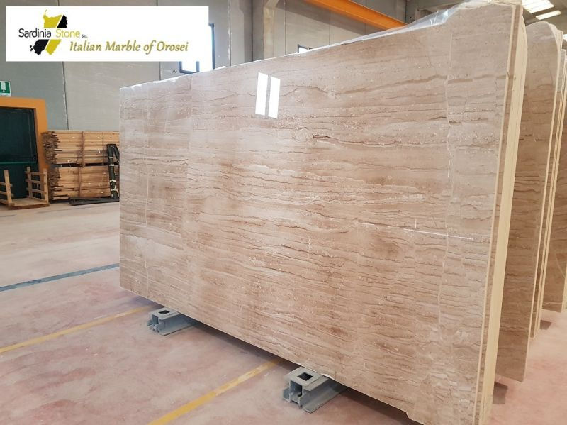 Sardinia Stone - Добыча мраморных блоков и мраморных плит Orosei производства Италии