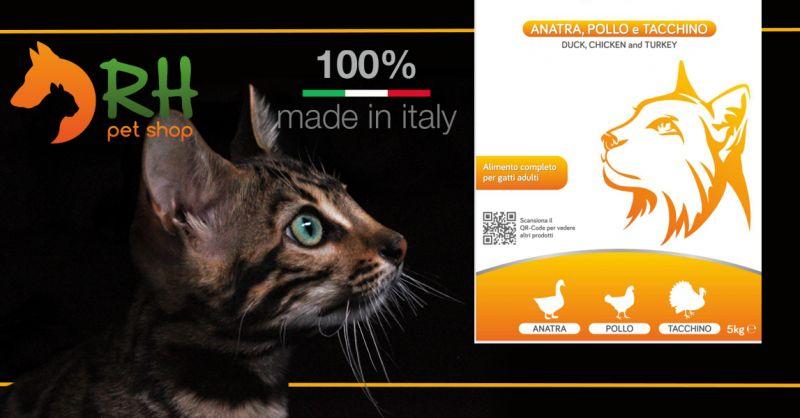 Offerta Vendita Alimenti di alta qualità senza cerali per gatti adulti - Occasione Crocchette Per Gatti No Cereali