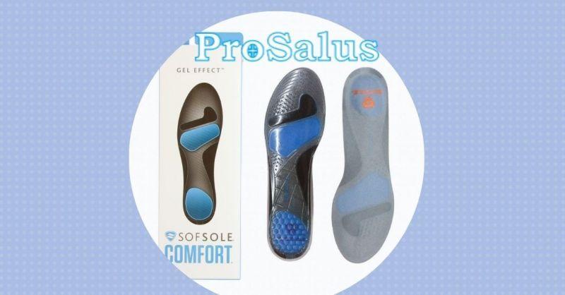 offerta Suola Soft Sole Gel Effect - SANITARIA PROSALUS